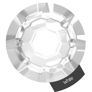 White - Crystals